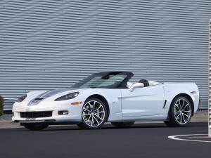 2012 Chevrolet Corvette 427 Convertible Collector Edition