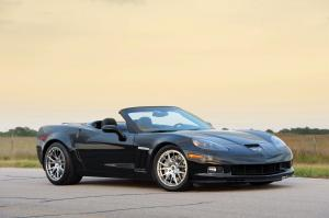 Chevrolet Corvette Grand Sport Convertible HPE700 by Hennessey 2012 года