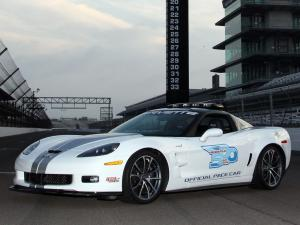 2012 Chevrolet Corvette ZR1 Indy 500 Pace Car