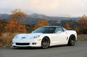 Chevrolet Corvette ZR1 ZR750 by Hennessey 2012 года