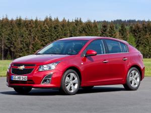 Chevrolet Cruze Hatchback 2012 года