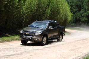 2012 Chevrolet S10 4x4 Double Cab