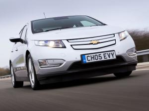 Chevrolet Volt (UK) '2012