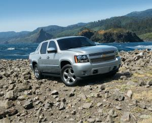 Chevrolet Avalanche Black Diamond 2013 года