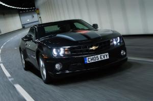Chevrolet Camaro Coupe 2013 года