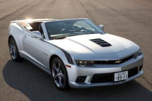 2013 Chevrolet Camaro LT RS Convertible