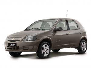 Chevrolet Celta 5-Door Advantage 2013 года
