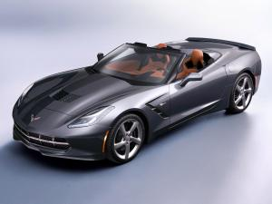 2013 Chevrolet Corvette Stingray Convertible