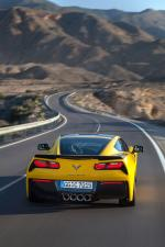 Chevrolet Corvette Stingray Coupe 2013 года (EU)