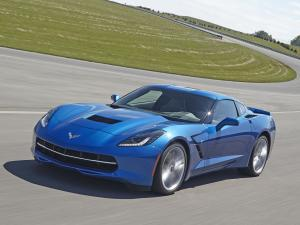 Chevrolet Corvette Stingray Coupe 2013 года