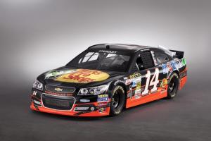 Chevrolet SS NASCAR Sprint Cup Series 2013 года