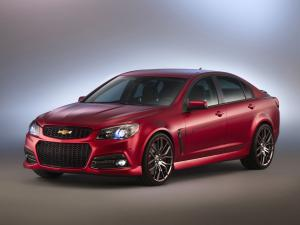2013 Chevrolet SS by Jeff Gordon