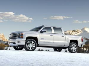 2013 Chevrolet Silverado High Country Crew Cab