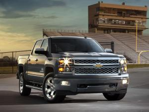 2013 Chevrolet Silverado Texas Edition