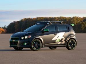 2013 Chevrolet Sonic All-Activity by Ricky Carmichael