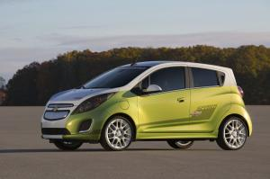 Chevrolet Spark EV Tech Performance Concept '2013