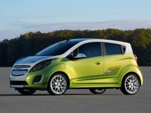 Chevrolet Spark EV Tech Performance '2013
