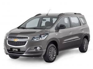 2013 Chevrolet Spin Advantage