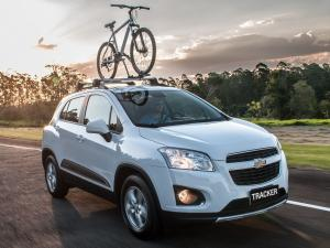 Chevrolet Tracker Freeride 2013 года