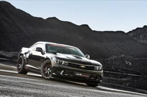 Chevrolet Camaro SS by GME Exclusive 2014 года