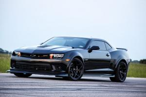 Chevrolet Camaro Z28 HPE600 by Hennessey 2014 года