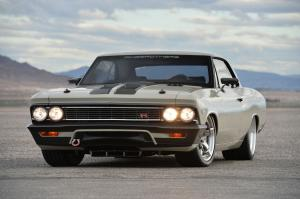 2014 Chevrolet Chevelle Recoil by Ringbrothers