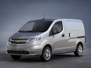 Chevrolet City Express 2014 года