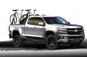 2014 Chevrolet Colorado Sport Concept