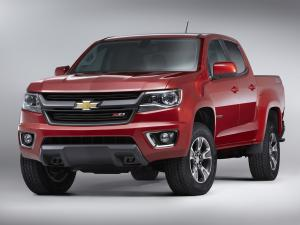 2014 Chevrolet Colorado Z71 Double Cab