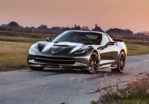 2014 Chevrolet Corvette HPE700 by Hennessey