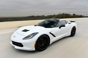 2014 Chevrolet Corvette Stingray HPE600 by Hennessey