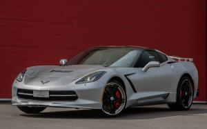 Chevrolet Corvette Stingray Supercharged by Abbes 2014 года