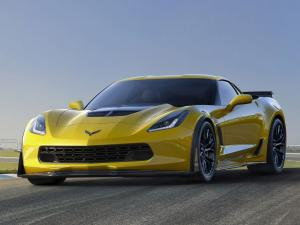Chevrolet Corvette Stingray Z06 2014 года