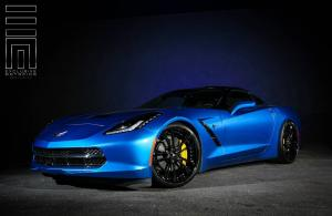 Chevrolet Corvette Stingray by Exclusive Motoring 2014 года