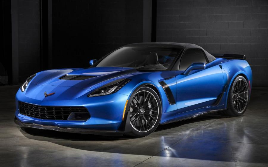 2014 Chevrolet Corvette Z06 Convertible with Z07 Package