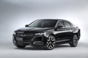 2014 Chevrolet Impala Blackout Concept