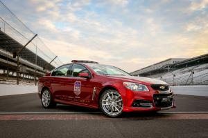 2014 Chevrolet SS Brickyard Pace Car