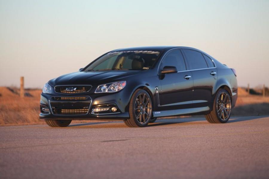 Chevrolet SS by Hennessey