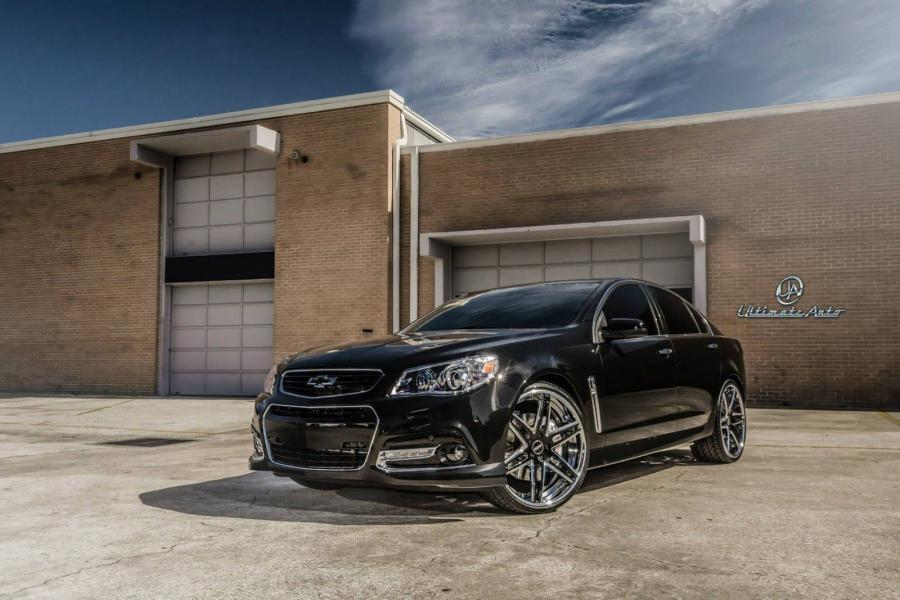 Chevrolet SS by Ultimate Auto