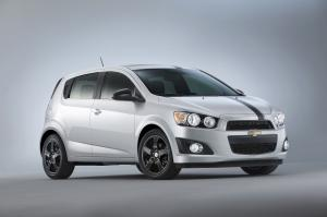 Chevrolet Sonic Accessories Concept 2014 года