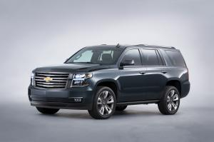 2014 Chevrolet Tahoe Premium Outdoors Concept