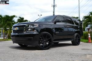 2014 Chevrolet Tahoe by MC Customs