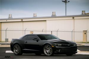 Chevrolet Camaro SS by Martino Auto Concepts on ADV.1 Wheels (ADV5.2MV1) 2015 года