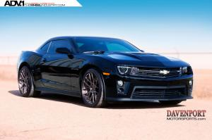 Chevrolet Camaro ZL1 by Davenport Motorsports on ADV.1 Wheels (DVP03MV2) 2015 года