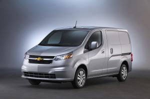 Chevrolet City Express Van 2015 года