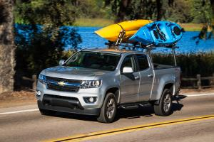 2015 Chevrolet Colorado LT Double Cab