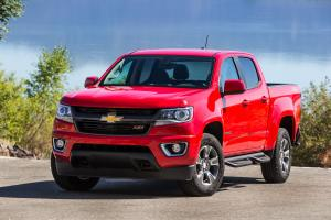 2015 Chevrolet Colorado Z71 Double Cab