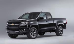 Chevrolet Colorado 2015 года