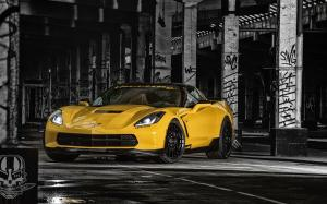 Chevrolet Corvette Stingray HPE700 by Hennessey Performance 2015 года