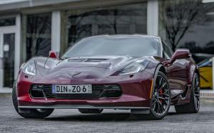 Chevrolet Corvette Z06 HPE800 by Hennessey 2015 года
